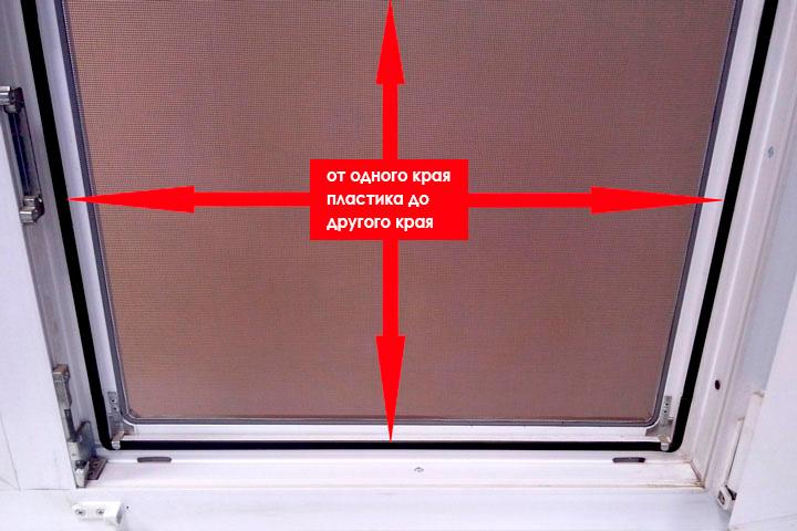 инструкция как померять москитку