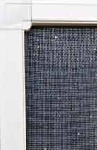белая противомоскитная сетка москитос